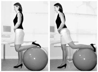 stretches for lower back pain - hip flexor stretches - active sitting